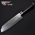 7 Inch chef knife cleaver chef utility knife Micarta handle free shipping