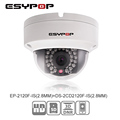 Hik IP Camera 1080P OEM DS 2CD2120F IS 2 8mm IP Camera POE 2MP IP Camera