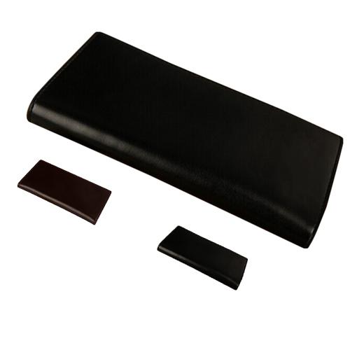 Vintage Men Casual PU Leather Long Business Purse Card Holder Wallet Handbag(China (Mainland))