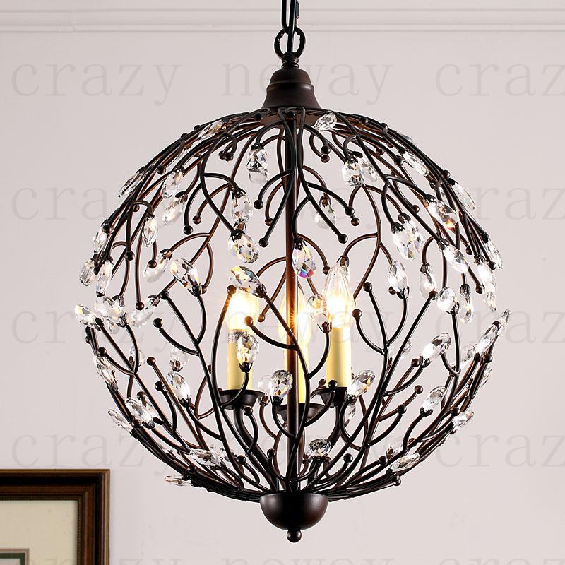 buy novelty ikea american vintage chandelier lustres de. Black Bedroom Furniture Sets. Home Design Ideas