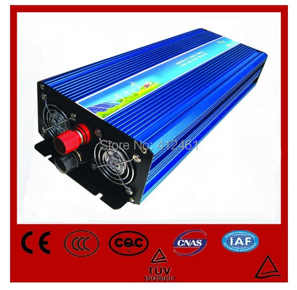 Factory sell 3500W Pure Sine Wave Inverter 12VDC 220VAC, Power Inverters<br><br>Aliexpress