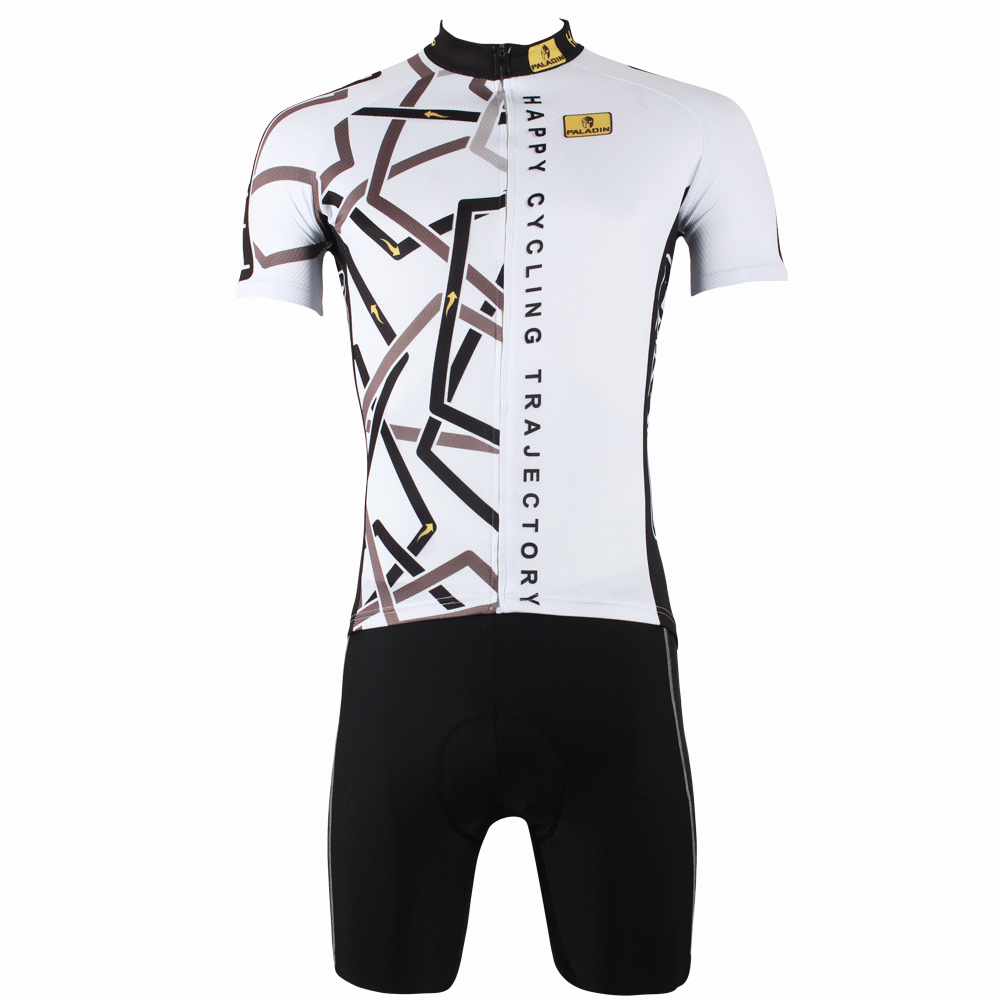 PALADIN Fashion design cycling jersey men Tracks bike shirt uniforme de ciclismo mountain bike sportswear(China (Mainland))