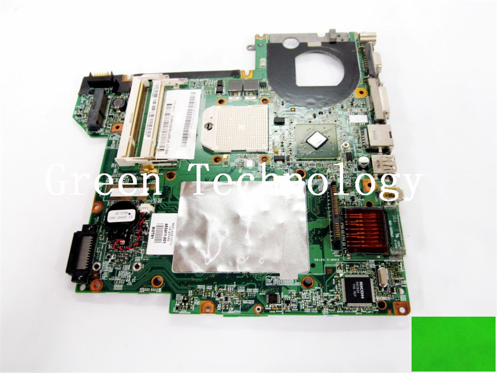 For HP DV2000 V3000 453411-001 Laptop Motherboard,Fully Tested & Working Perfect