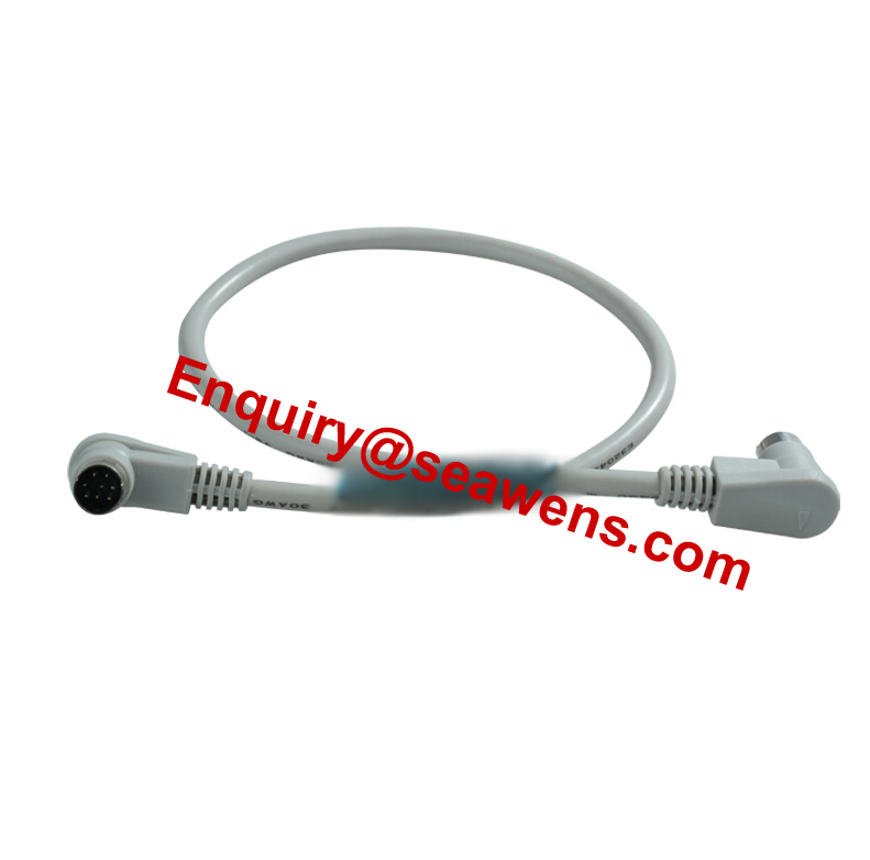 1761-CBL-HM02 90 degree Communication Cable for Allen Bradley MicroLogix PLC to HMI/PanelView Handheld programmer Console(China (Mainland))