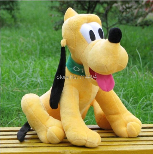 1 шт./лот 30 см заседание плутон собаки куклы мягкие игрушки мягкие игрушки для детей микки минни на день рождения детей подарки