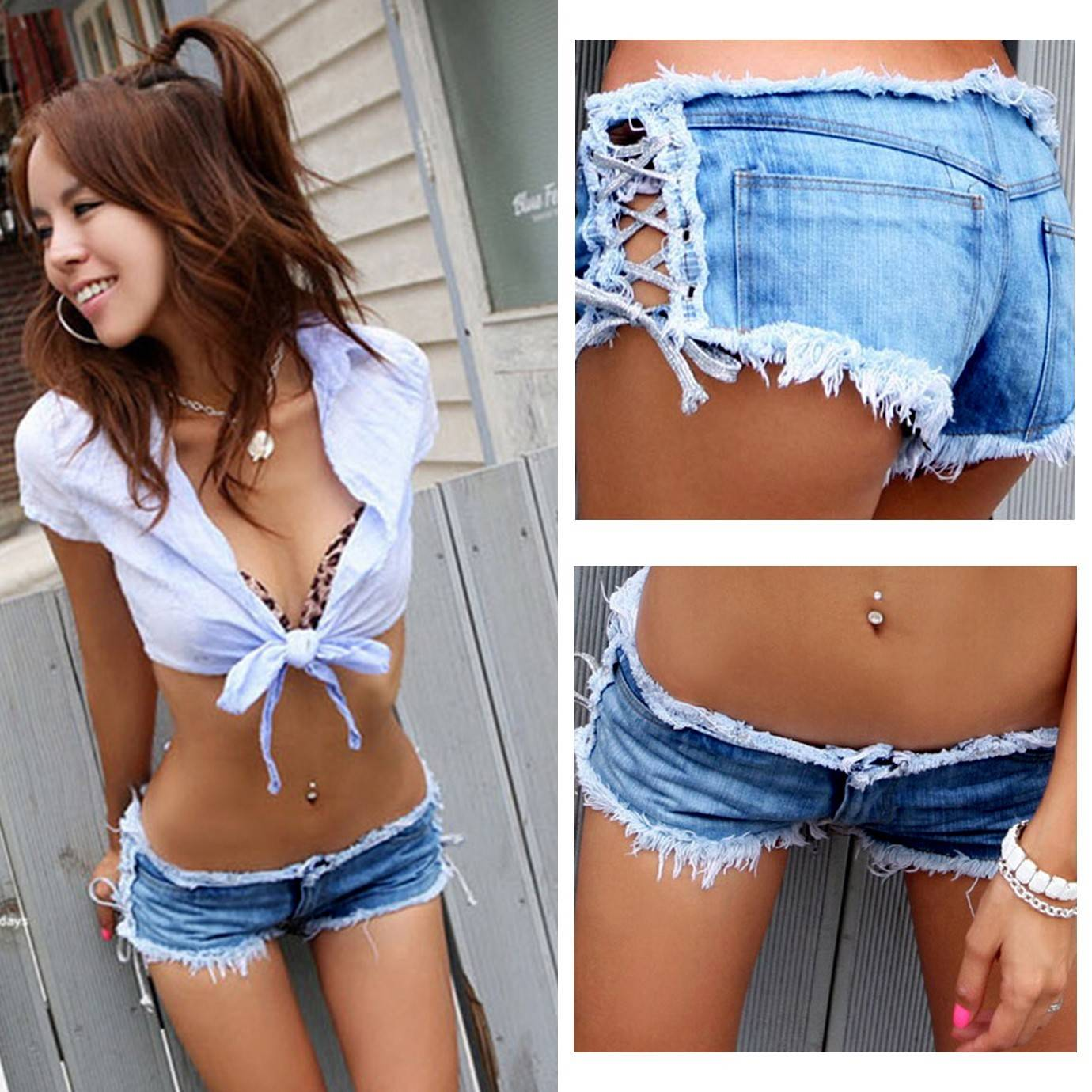 sexy denim hotpants short 2015 sexy denim women shorts. Black Bedroom Furniture Sets. Home Design Ideas