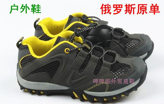 hiking moutain hill outdoor Children Sport Shoes Sneakers boys kids Run child sport Travelling - Cricco Store store