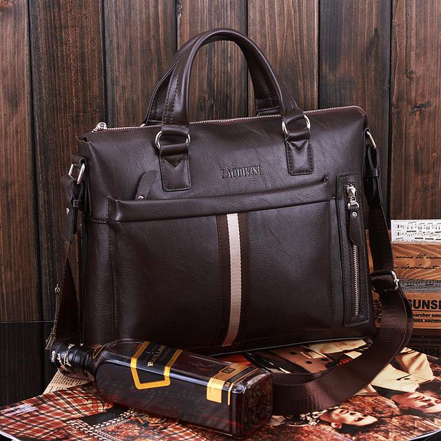 Casual business bag male shoulder bag handbag bags briefcase