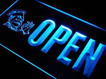 j868-b OPEN Pizza Cafe Shop Restaurant LED Neon Light Sign Wholesale Dropshipping