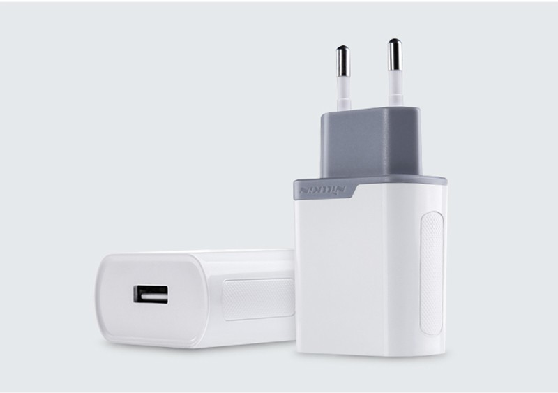 Original Nillkin 18W Quick Charge QC 3.0 EU/US/UK Plug QC3.0 Fast Wall Charger Adapter for Xiaomi mi max/mix/mi5/mi5s/plus/mi4c