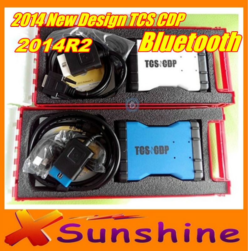 TCS CDP PRO Bluetooth 2014 R2 Keygen DS150E Cars/Trucks/Generic Plastic Box Auto Diagnostic Scan Tool - Sunshine Technology Co.,Ltd... store