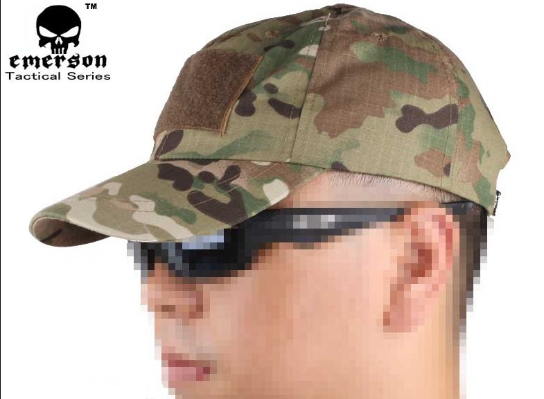 Emerson Gear Tactical Hat Multicam Military Outdoor Visor Cap Army Equipment - Anna's holiday store