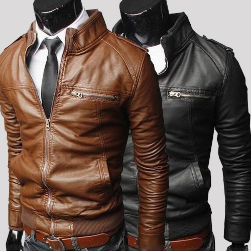 Leather jackets online store – Modern fashion jacket photo blog
