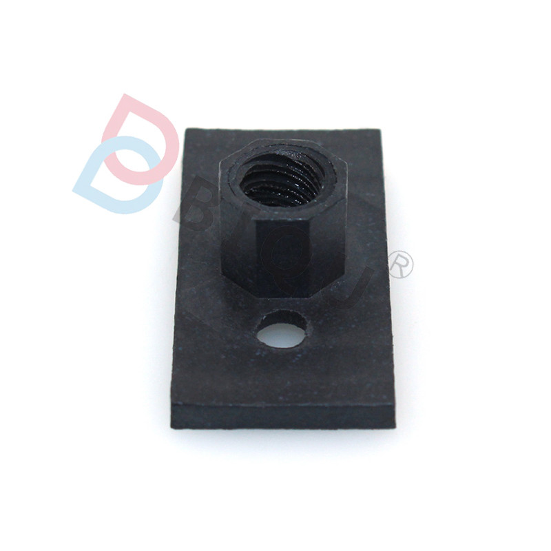 BIQU 3D Printers Nut Plate for 8mm Metric Acme Lead Screw For Openbuilds C-beam T8 Lead Screw&Aluminum Profile Extrusion Parts