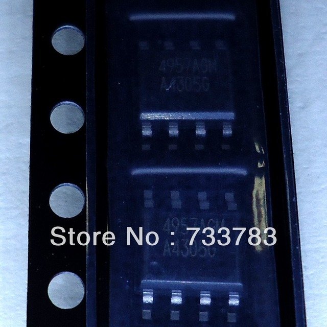 10pcs AP4957AGM  4957AGM  4957A  MOSFET(Metal Oxide Semiconductor Field Effect Transistor)