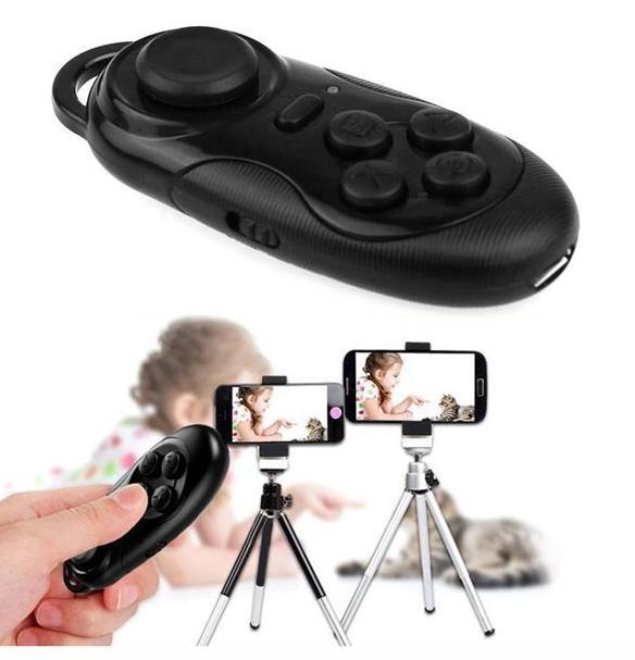 Bluetooth Selfie Controller Shutter Gamepad Wireless Mouse For iPhone PC(China (Mainland))