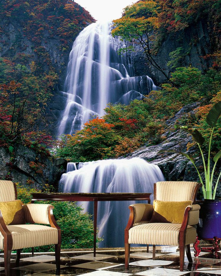 Cascata Dacqua Da Parete : Cascata dacqua da parete