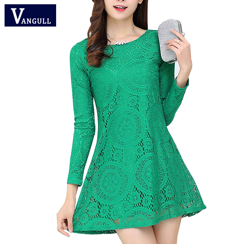Unique Bandage Dresses For Women 2016 Sexy Green Blue Long Sleeve Graphic