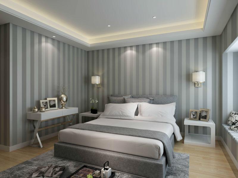 Modern Slaapkamer Behang : Behang woonkamer modern top full size of modern en opvallend de