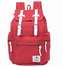 L-1039 New Vintage Backpack Fashion Women Shoulder Bag Canvas Backpack Multi-Color Leisure Travel School Bags Unisex Backpacks(China (Mainland))