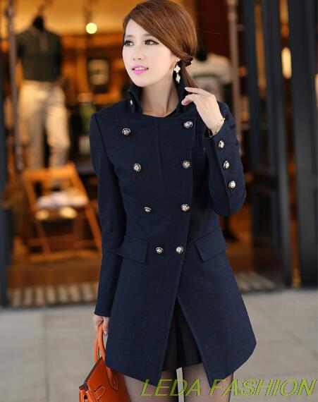 Ladies Long Coats Sale - JacketIn