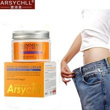 ARSYCHLL Thin Waist Abdomen Weight Loss Creams Anti-Cellulite 150g Fat Burning Slimming Creams Body Shapper Losing Weight