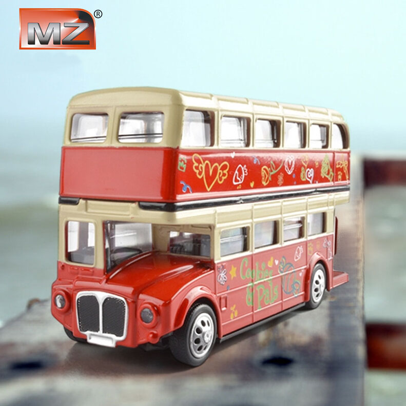 Freeshipping Kids Toys For Children Alloy bus Model toy Juguetes Giocattoli 1:32 alloy car model sales simulation(China (Mainland))