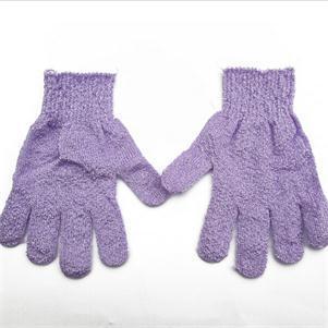 Practical Bath Glove Body Wash Shower Gel For Women Scrubber Body Massage Sponge Gloves Exfoliating Accessories