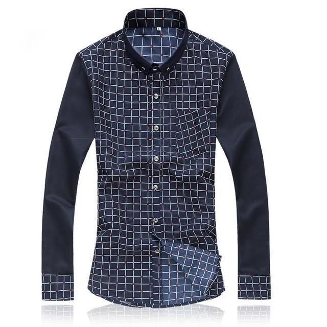 Рубашки мужчины Camiseta Masculina очень большой размер 7XL 6XL 5XL мужские свободного ...