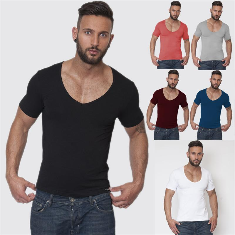 Popular Tight Neck T Shirts Buy Cheap Tight Neck T Shirts