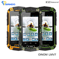 Oinom LMV7 Mobile Phone MTK6572 Dual Core Android Gorilla Glass 3 5 IP68 Rugged Waterproof Phone
