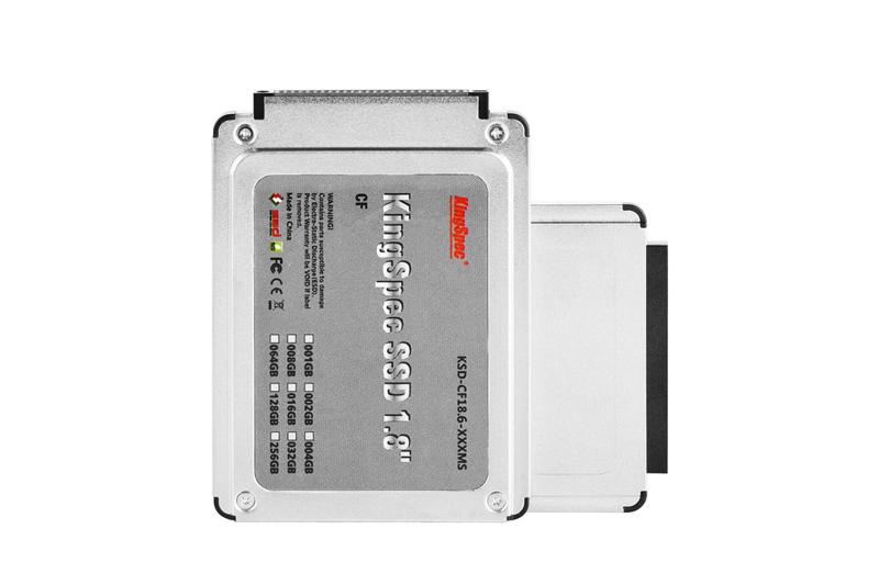 KingSpec 1.8 CF SSD 64GB for Sony T1XP T2XP R200 R400 P7230 Fujitsu P7230 P7120<br><br>Aliexpress