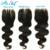 Класс 7А малайзии девы волос с кружевом закрытие 4 расслоение предложения объемная волна с закрытием малазийский объемная волна волос aliexpress великобритания