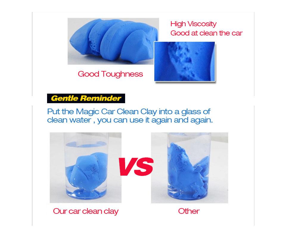High Quality Magic Clean Clay 3M 180g Car truck blue Cleaning Clay Bar wash Auto Detail
