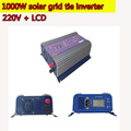 1000W Grid Tie Power Inverter LCD 220V Pure Sine Wave DC to AC Solar Power Inverter