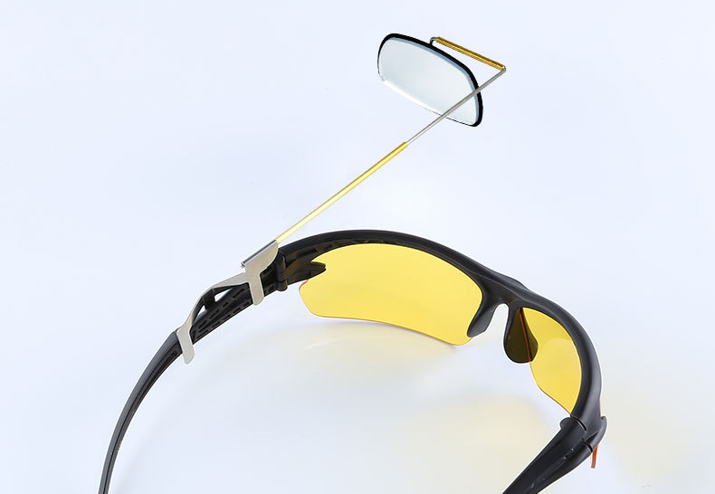 Ultra-light mirror Bicycle Rearview Mirror  frame bike rearview mirror Aim mirror at the glasses frame 360 degree All-around<br><br>Aliexpress