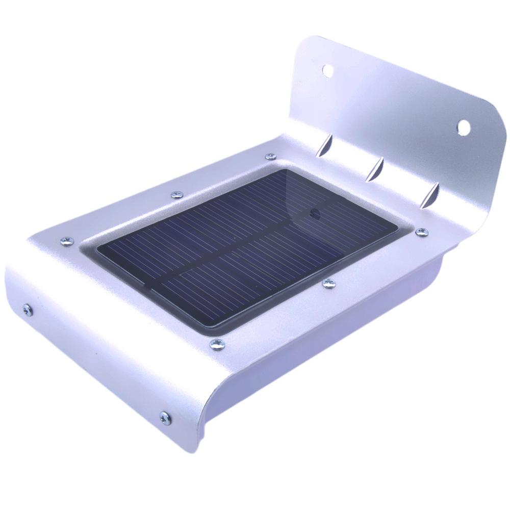 portable 16 led solar power motion induction sensor lamp. Black Bedroom Furniture Sets. Home Design Ideas