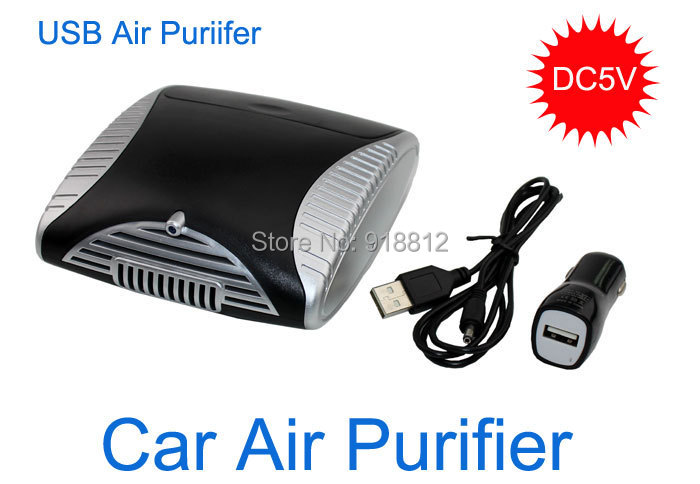 car negative ionsgenerator mi purifier Oxygen DC5V,ionizer density 3 million,USB Fresh Freshener HEPA air cleaner pm2.5(China (Mainland))