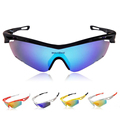 Wolfbike Polarized Cycling Glasses Outdoor Sports Bicycle Glasses 3 Lenses Bike Sunglasses Goggles Eyewear