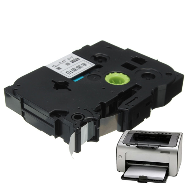 Лента для печатающего устройства Brand new TZe TZS 231 p/touch 12 0,49 SKU218694 лента для печатающего устройства puty tz tze tz tze231 tz231 tze 231 12 8 tze 231 p touch tz2 231