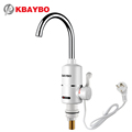 Free shipping water heater Bathroom faucet Kitchen Faucet water heater tap One second that is out