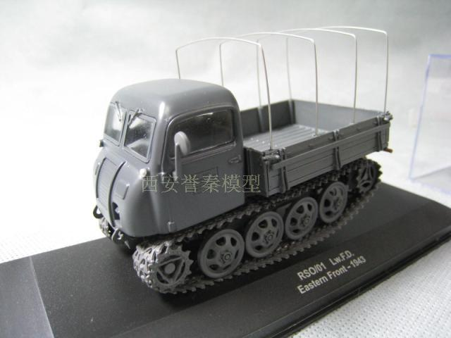 IXO 1/43 German RSO/01 lw.f.D. crawler truck Eastern 1943