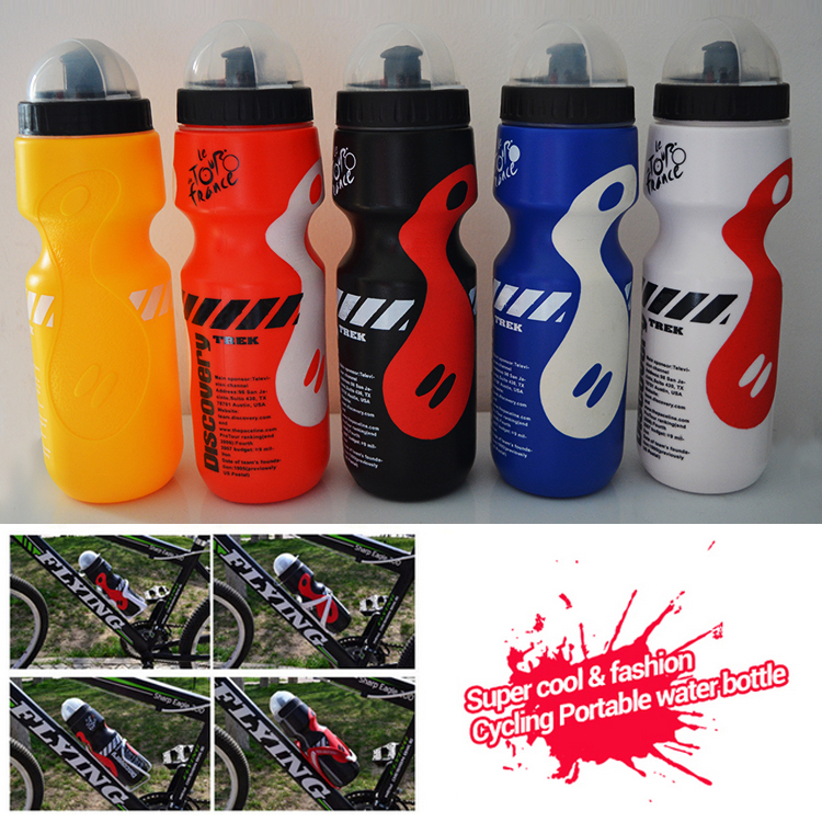 Environmental Young Style Outdoor portable Bike Bicycle Water Bottle jug cup Cycling Sports drink kettle Russia free shipping(China (Mainland))