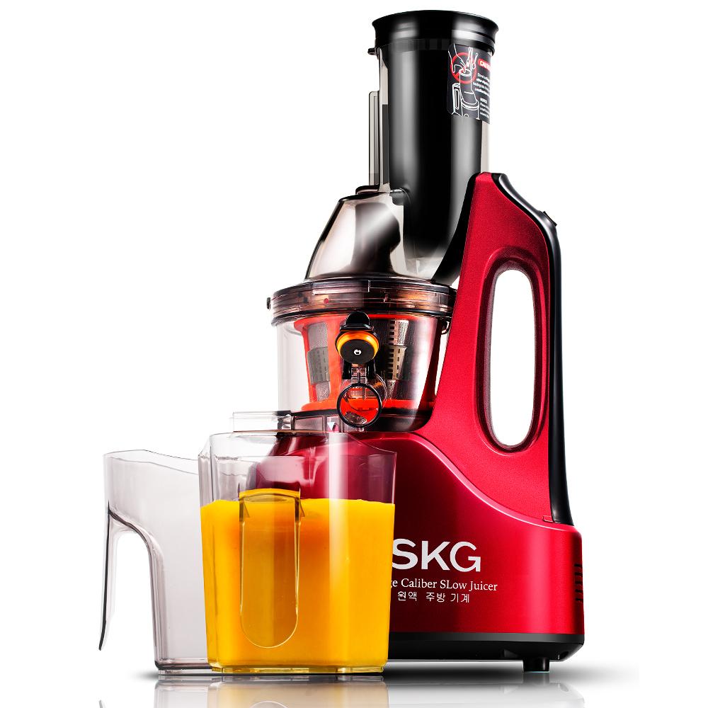 Skg 2088 low speed juicer ac induction motor big calibre slow juicer just for us and