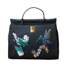 Buy Women Bag Handbag Bolsa feminina Zipper Embroidery Flower Women Messenger Bags Tote Ladies Strap Crossbody Bags Female Sac for $23.53 in AliExpress store