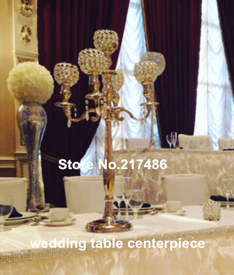 About days sent order gold metal floor candelabra with