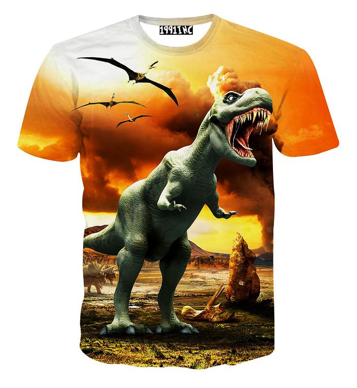 2015 new arrived 3D mens t shirts fashion Print sides camisetas masculinas t-shirt men novelty tshirt brand man TOPS - Lance Donovan Professional Men Apparel & Accessories Store store