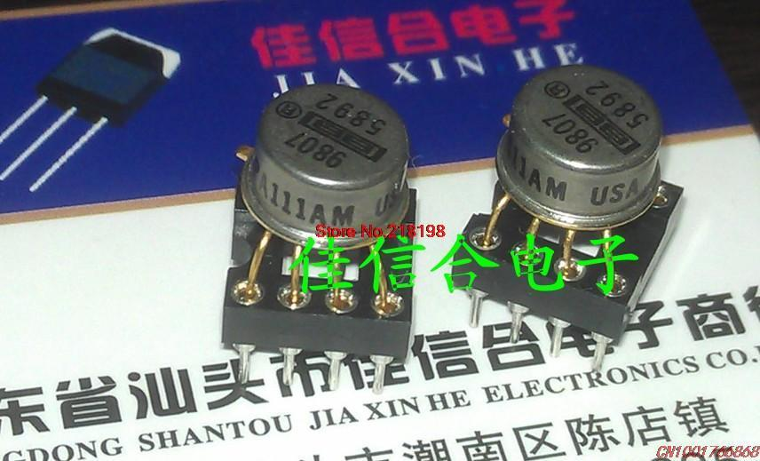 [Test] OPA111AM origin goods clearance fidelity USA BB gold seal top operational amplifier(China (Mainland))