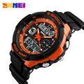 2016 SKMEI 0931 Luxury Brand S Shock Men Military Sports Watches Digital LED Quartz Wristwatches rubber