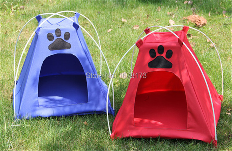 Pet Tent Nest Pet Nest Oxford Fabric Durable Fashion Appearance(China (Mainland))